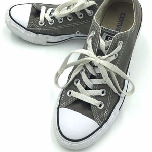 Converse Womens 7 Mens 5 Olive Green Brown Shoes